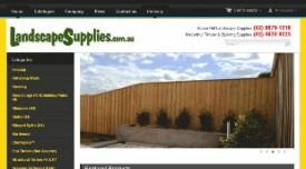 Fencing Parramatta - Landscape Supplies and Fencing